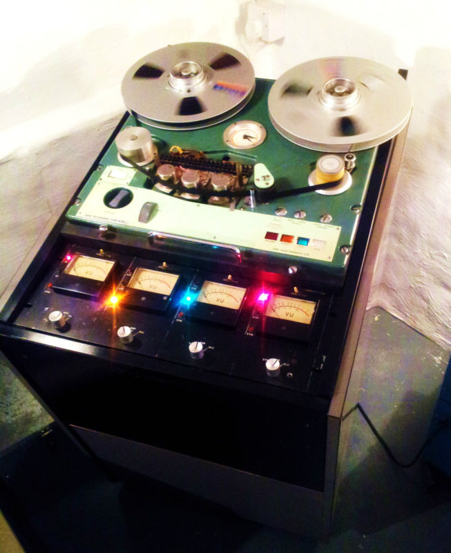 EMI BTR  Reel to Reel Tape Machine